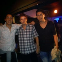 Photo taken at Aqua Club Discoteque by Marco O. on 2/6/2012