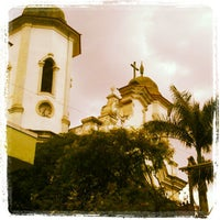 Photo taken at Santa Tereza by Bruno B. on 4/15/2012