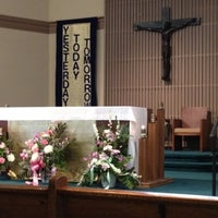 Photo taken at Sacred Heart Church by Paul J. on 8/26/2012