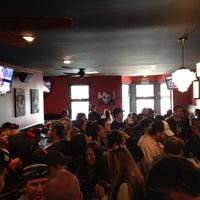 Photo taken at Rebel Bar & Grill by Robert B. on 4/21/2012