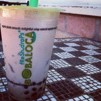 Photo taken at Boba Loca :: Tea & Coffee by Narciso A. on 7/25/2012