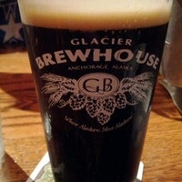 Photo taken at Glacier BrewHouse by Mark T. on 6/25/2012