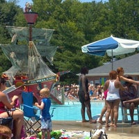 Photo taken at Woodland Aquatic Center by Leeroy J. on 6/28/2012