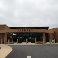 Photo taken at San Diego County Library - Encinitas by Jeff B. on 7/1/2012