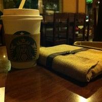 Photo taken at Starbucks Coffee by ChiQ M. on 2/19/2012