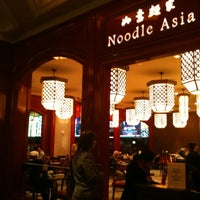 Photo taken at Noodle Asia by lekasina on 6/6/2012