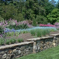 Photo taken at Longwood Gardens by Kat on 5/17/2012