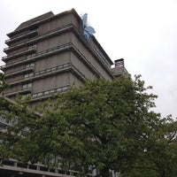 Photo taken at Vrije Universiteit - Hoofdgebouw by Jan Paul S. on 5/17/2012