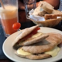 Photo taken at Origen Cafe by Sophia S. on 2/19/2012