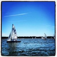 Photo taken at Beaufort Yacht and Sailing Club by Delayna E. on 6/22/2012