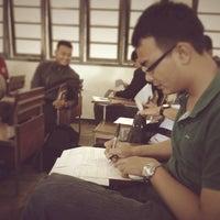 Photo taken at Universitas Widya Mataram by Jerold T. on 9/1/2012