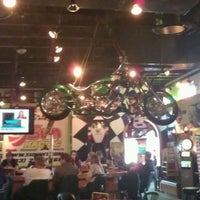 Photo taken at Quaker Steak & Lube® by Krista F. on 3/2/2012