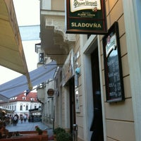 Photo taken at Sladovňa by Lenka T. on 7/8/2012