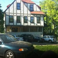Photo taken at Beta Theta Pi by Grant H. on 4/20/2012