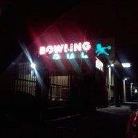 Photo taken at King Center - Go-Kart & Bowling by Davide F. on 7/5/2012