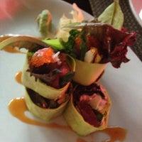 Photo taken at Ari Sushi by Gemma v. on 7/8/2012