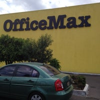 Photo taken at OfficeMax by America S. on 6/15/2012