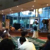 Photo taken at Marketing Office Rasuna Epicentrum (MORE) by Ihsan N. on 8/1/2012
