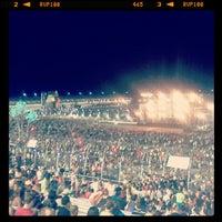 Photo taken at Las Vegas Motor Speedway by Armando P. on 6/10/2012