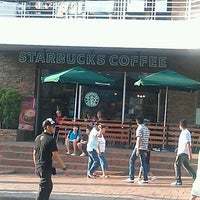 Photo taken at Starbucks Coffee by Charmaine G. on 4/5/2012
