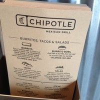 Photo taken at Chipotle Mexican Grill by Frankie G. on 7/28/2012