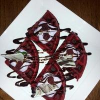Photo taken at YogurStory by Linda D. on 9/3/2012