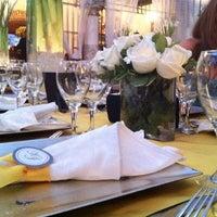 Photo taken at Restaurante Atarazana by Victor O. on 5/13/2012