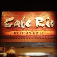 Photo taken at Cafe Rio Mexican Grill by Derek D. on 7/3/2012
