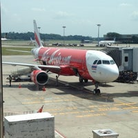 Photo taken at Gate D36 by Kanokchai C. on 7/24/2012