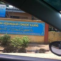 Photo taken at Convent Kajang by ZHRI on 9/7/2012
