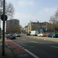 Photo taken at H Hansemannplatz by Marco on 3/14/2012