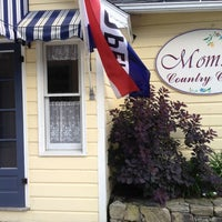 Photo taken at Mom's Country Cafe by Dave W. on 6/16/2012