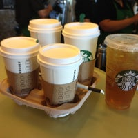 Photo taken at Starbucks by Kyle L. on 6/21/2012