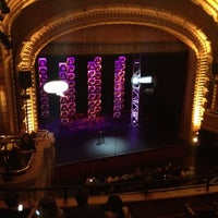 Photo taken at Paramount Theatre by Seth J. on 4/26/2012