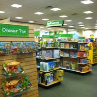 Photo taken at Barnes & Noble by Andrew on 4/16/2012