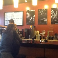 Photo taken at Coffee & Crema by Fred L. on 4/28/2012