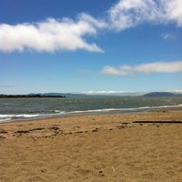 Photo taken at Robert W. Crown Memorial State Beach by Michele M. on 6/2/2012