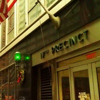 Photo taken at NYPD - 17th Precinct by Tes C. on 2/8/2012