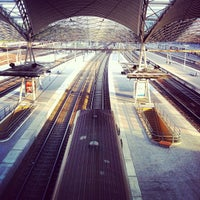Photo taken at Station Leuven by Ricardo G. on 6/26/2012
