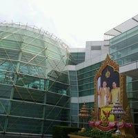Photo taken at King Power Downtown Complex by Songkran S. on 3/4/2012
