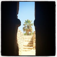 Photo taken at Tombs of the Kings by Alexandra R. on 8/20/2012