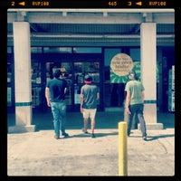 Photo taken at Food 4 Less by David G. on 7/22/2012