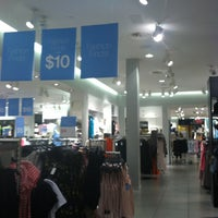 Photo taken at H&M by Judith L. on 5/1/2012