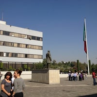 Photo taken at Instituto Federal Electoral by Fernando R. on 3/15/2012