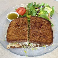 Photo taken at Country Village Nutrition Shoppe & Cafe by Harry H. on 5/8/2012