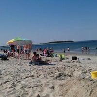 Photo taken at Crane Beach by Derek G. on 5/20/2012