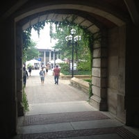 Photo taken at Dennison Archway by ViolinMonster on 7/19/2012