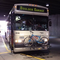 Photo taken at Boulder Transit Center by Camryman on 6/14/2012