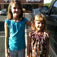 Photo taken at Kids' Hair by Amy V. on 8/10/2012