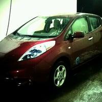 Photo taken at Hall Road Car Wash by Jonathan O. on 8/25/2012
